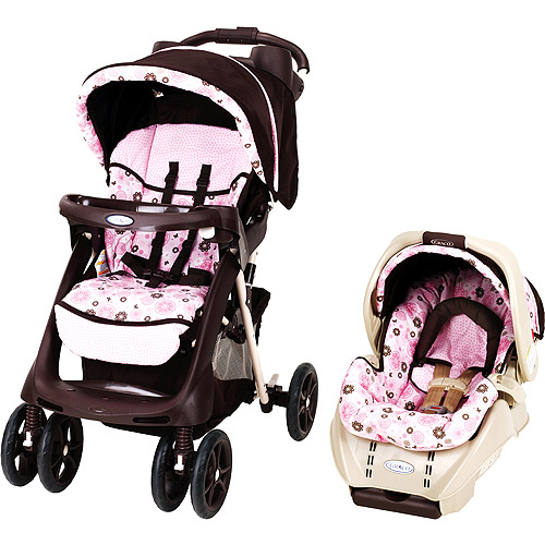 Baby Car Seat And Stroller For Sale Treasures Graco Baby Girl