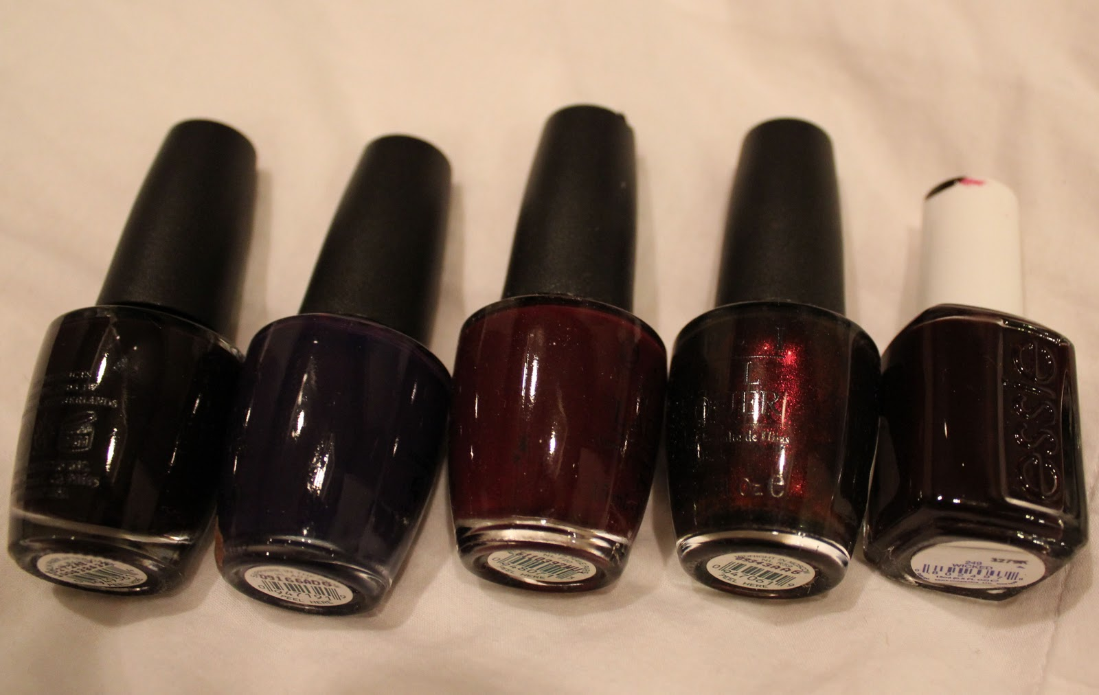 All-Time Favorite Nail Polishes (Requested) - Veronika\'s Blushing