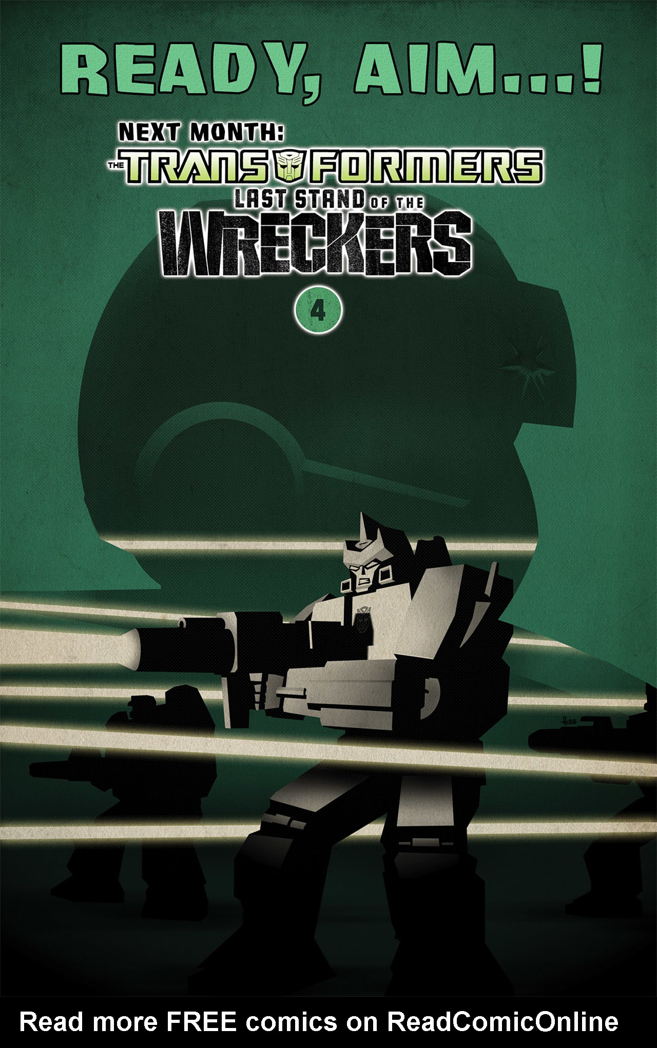Read online Transformers: Last Stand of The Wreckers comic -  Issue #3 - 27