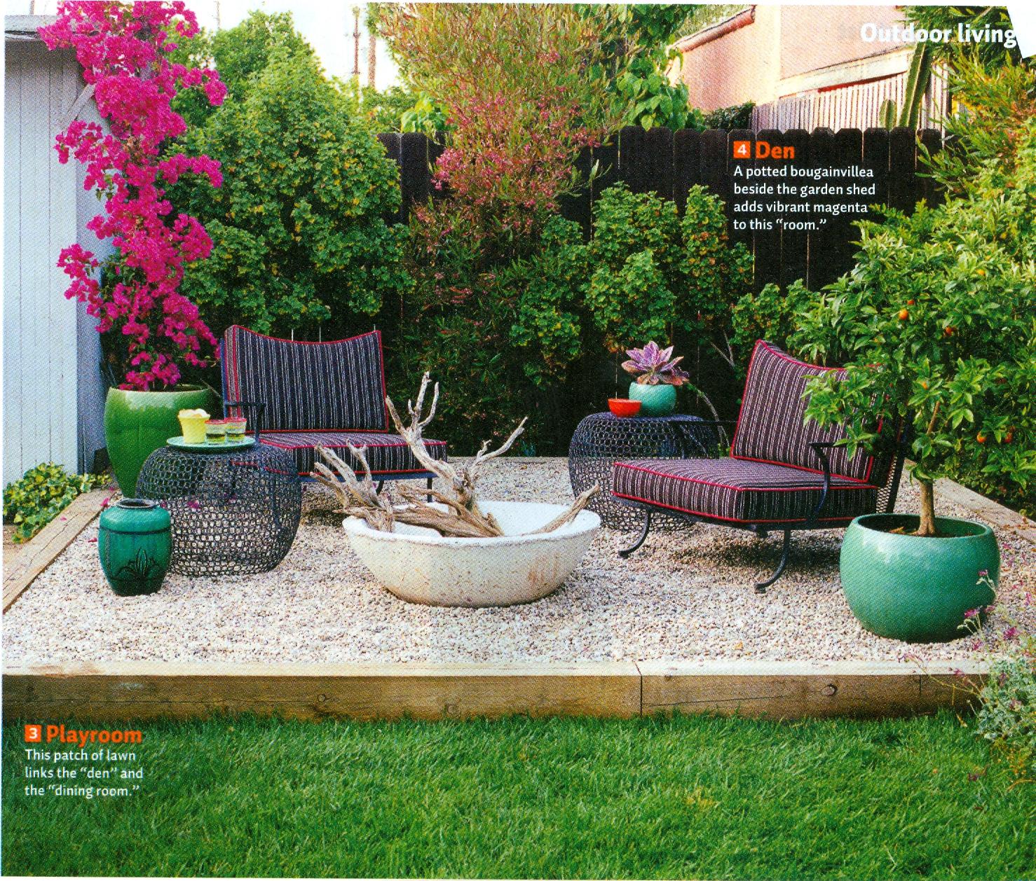 14 June 2010 on Small Garden Sitting Area Ideas  id=19675
