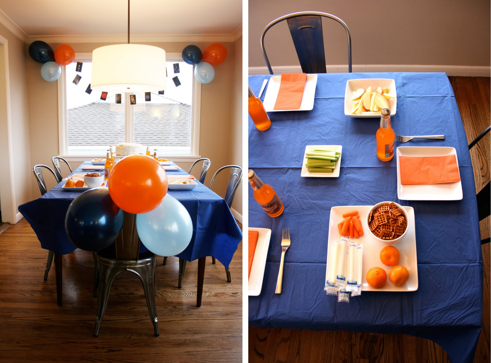 Stephmodo Outer Space Birthday Party
