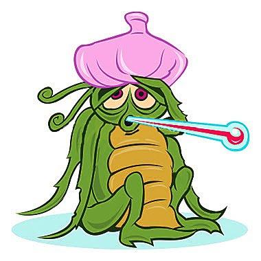 Flu Symptoms Cartoons and Comics - funny pictures from ... |Flu Bug Cartoons