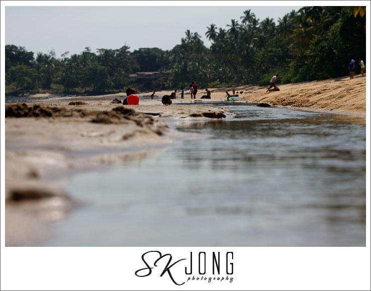 Beach Wedding Kuching