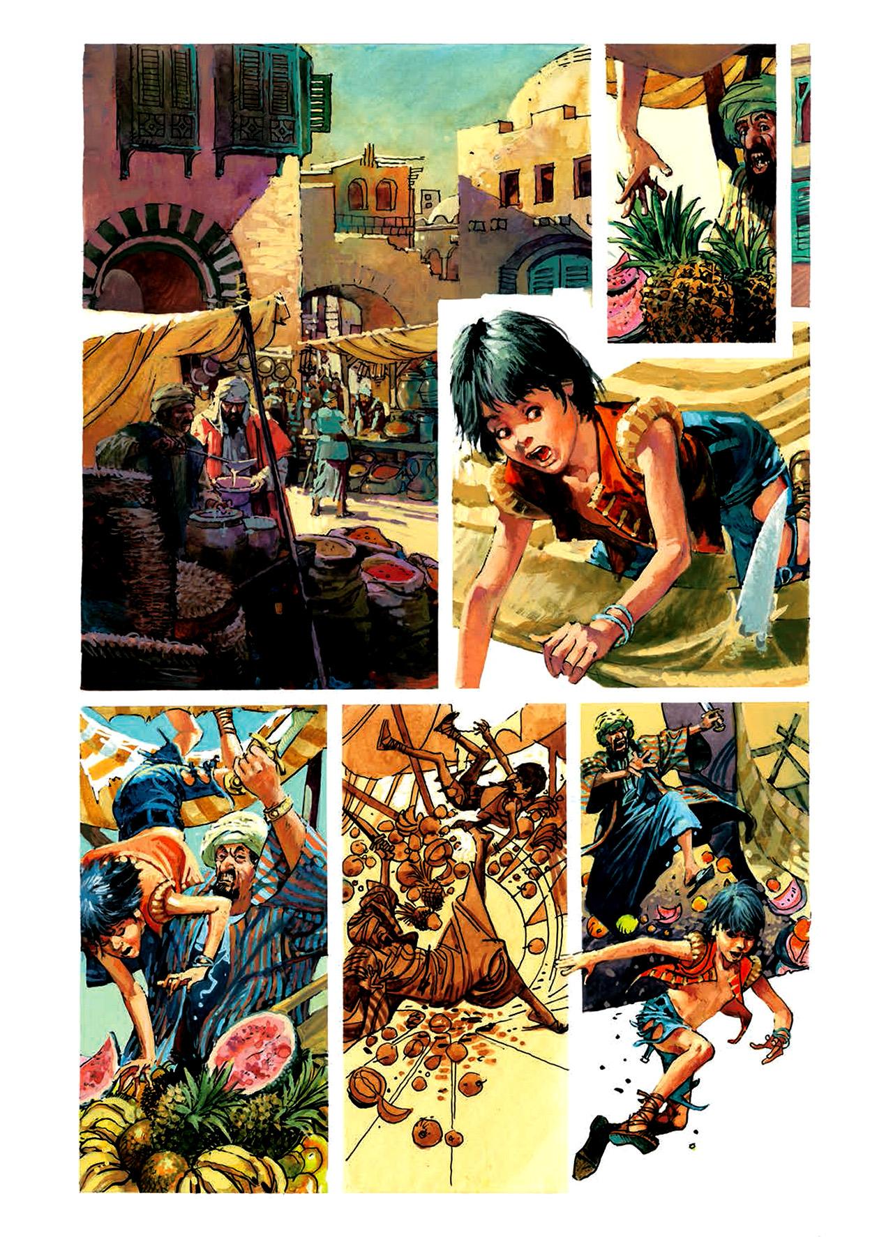 Read online Nikolai Dante comic -  Issue # TPB 6 - 80