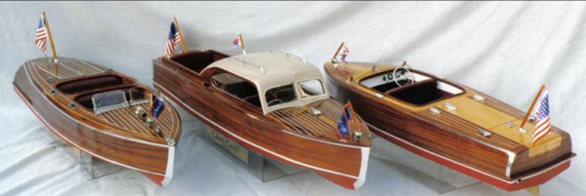 1949 Chris Craft Sedan Cruiser
