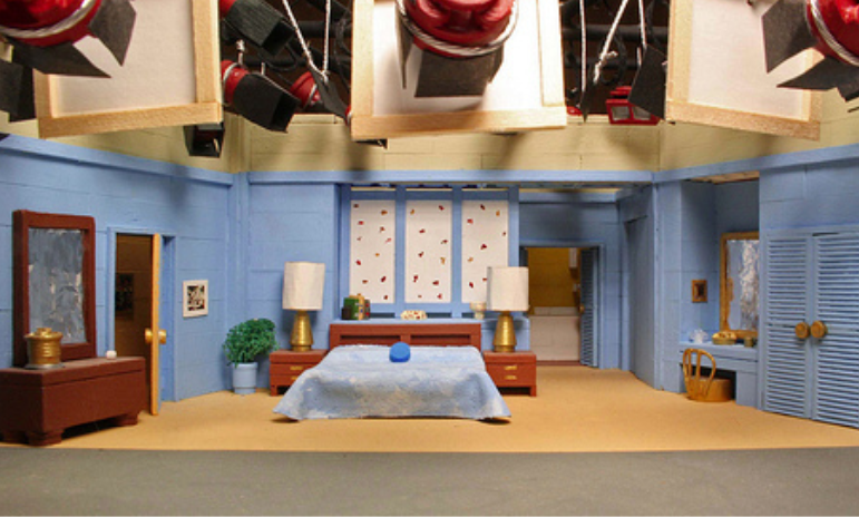 Dioramas And Clever Things From The Brady Bunch To