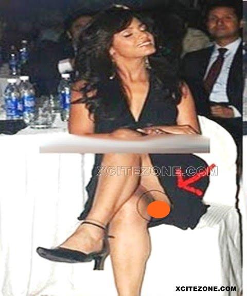 image Yana gupta without panties upskirt at charity event