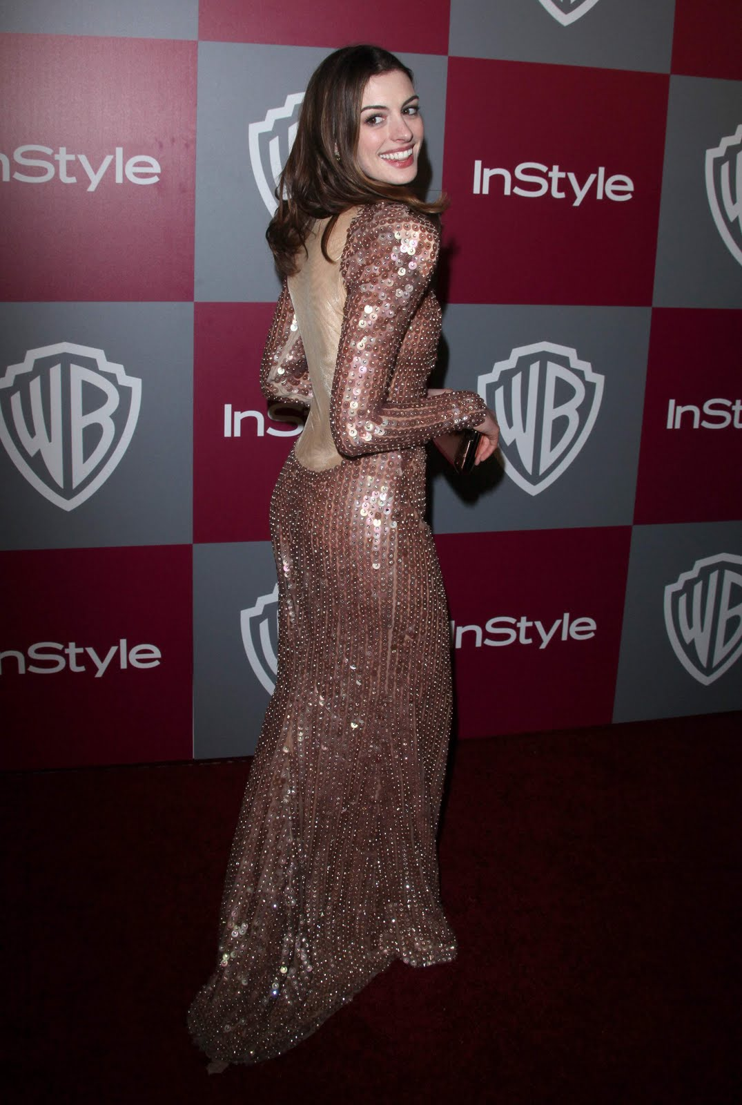 Hollywood & Bollywood: Anne Hathaway Beautiful photoshoot