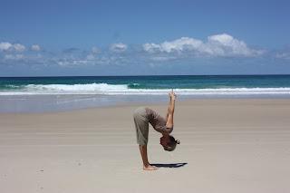 Australian School of Meditation and Yoga Diary: Small Intestine Meridian
