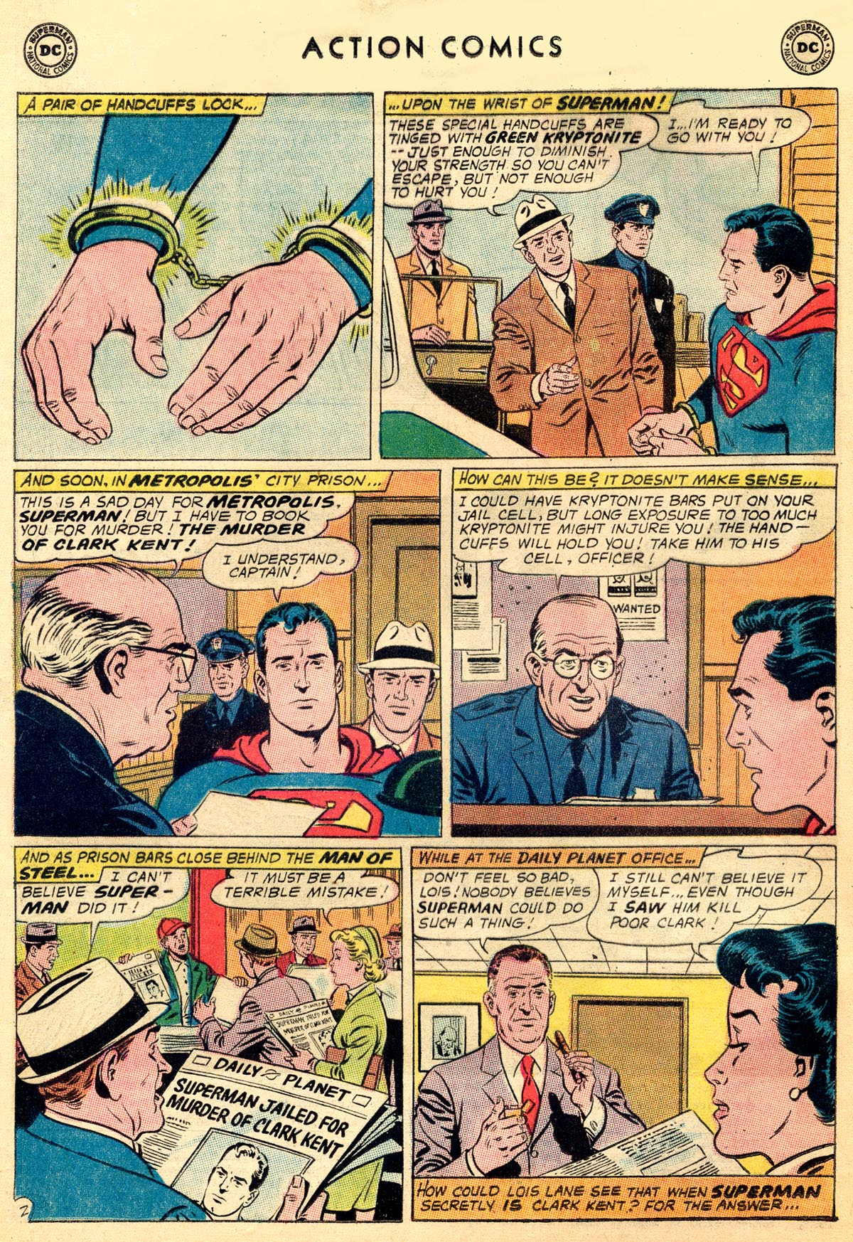 Read online Action Comics (1938) comic -  Issue #301 - 4