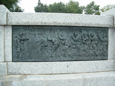 Copyright © 2009 by Anthony Buccino;National WWII Memorial, Washington, DC