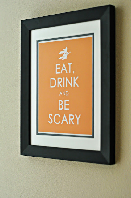 Eat. Drink. And Be Scary.