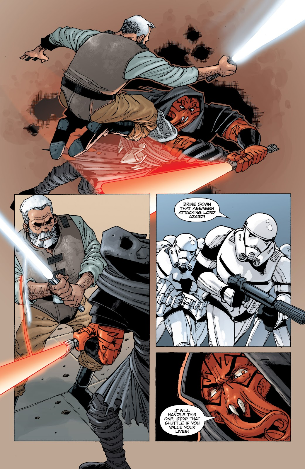 Read online Star Wars Legends: Legacy - Epic Collection comic -  Issue # TPB 2 (Part 1) - 94