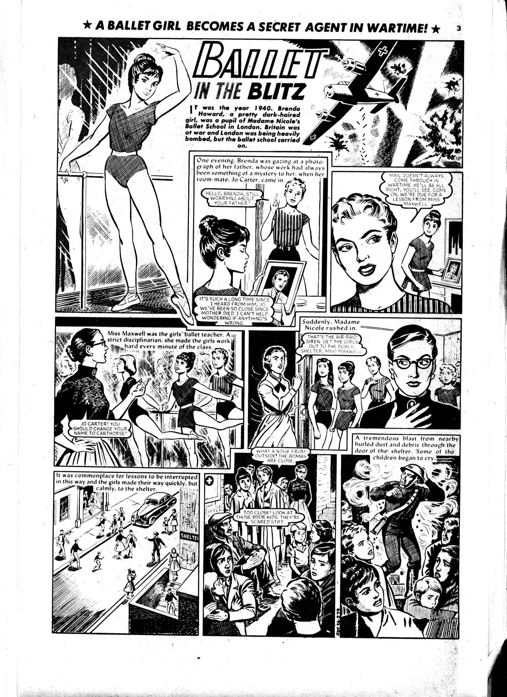 Read online Judy comic -  Issue #11 - 3