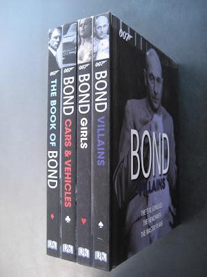 Author of james bond books