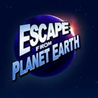 In Escape From Planet Earth an alien called Gary tries to escape from Area 51...