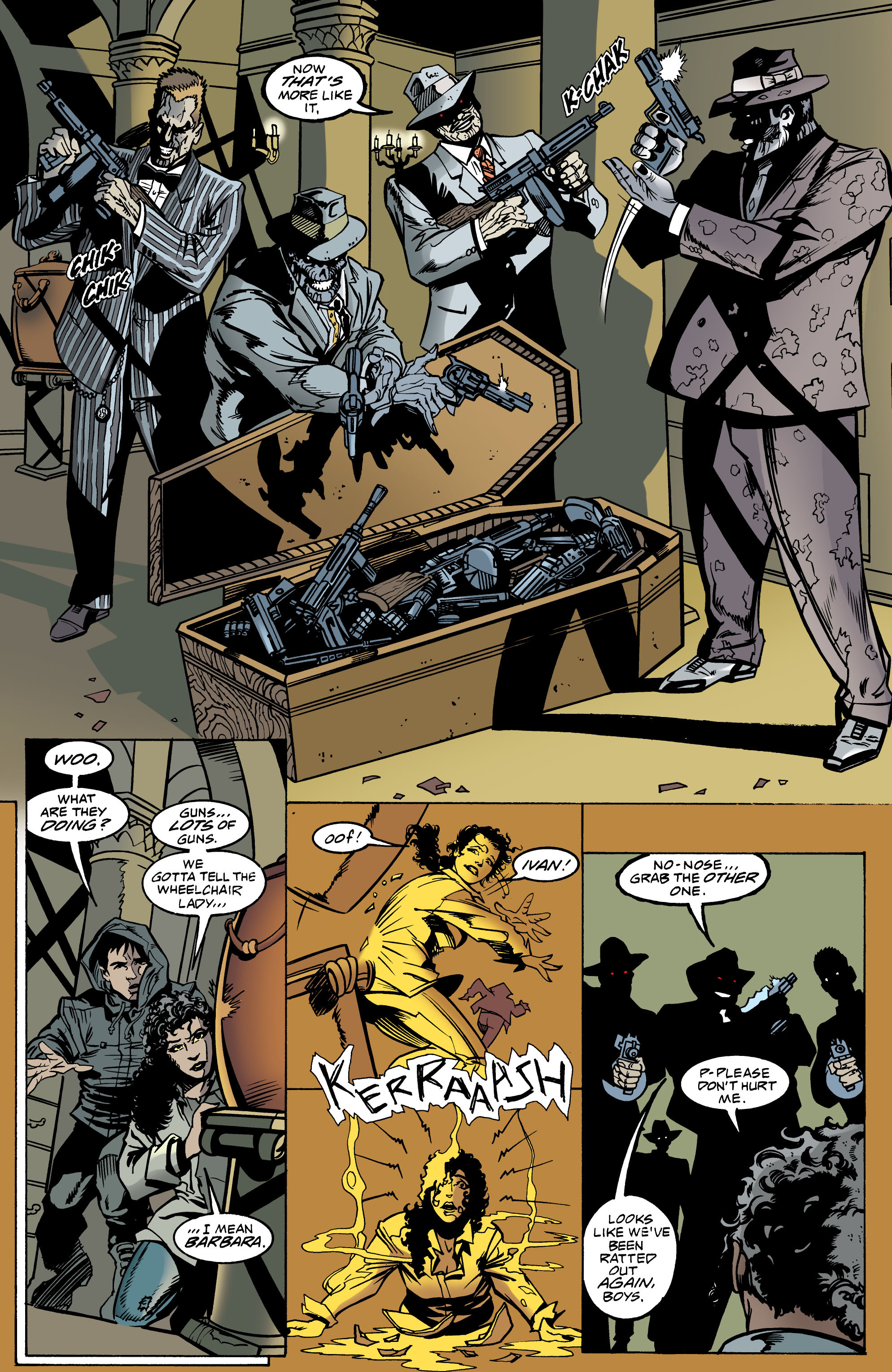 Read online Batman: Day of Judgment comic -  Issue # Full - 20