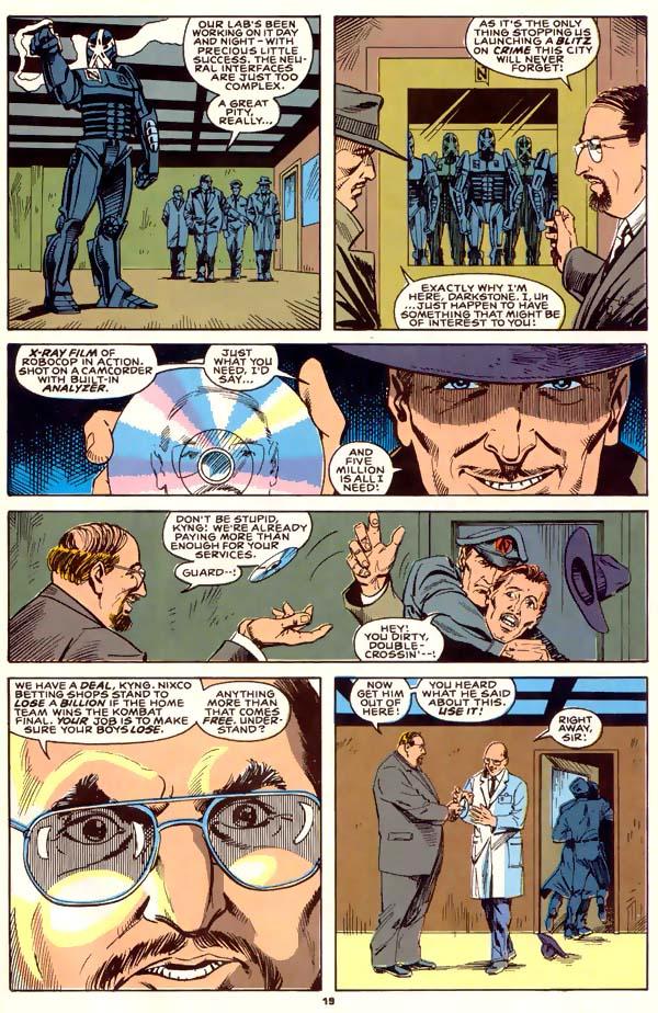 Read online Robocop (1990) comic -  Issue #1 - 14