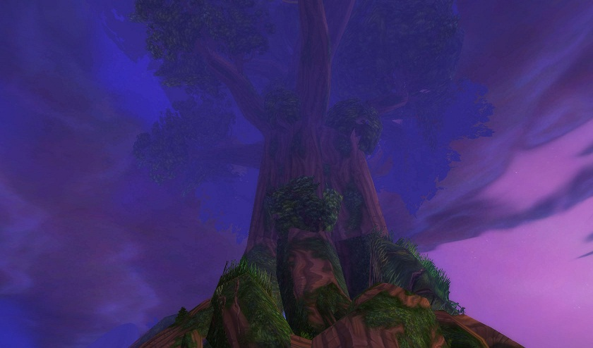 Death Knight Chronicles A Wow Blog Cataclysm Mount Hyjal