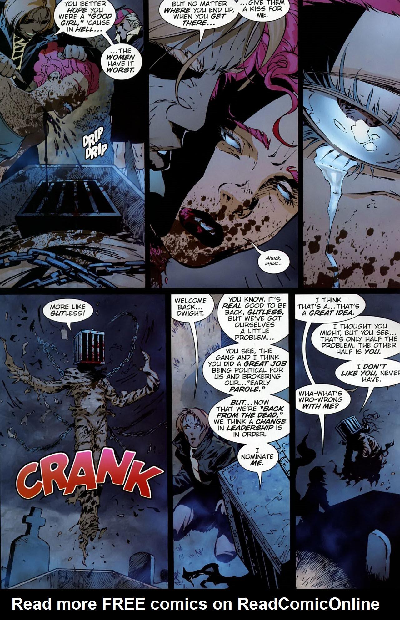 Read online Dead Romeo comic -  Issue #1 - 9