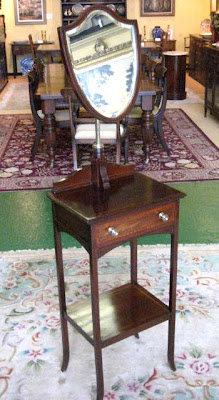 edwardian shaving stand north wales antiques