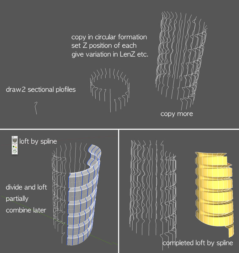Dynamic Component as Parametric Design Tool • sketchUcation • 1