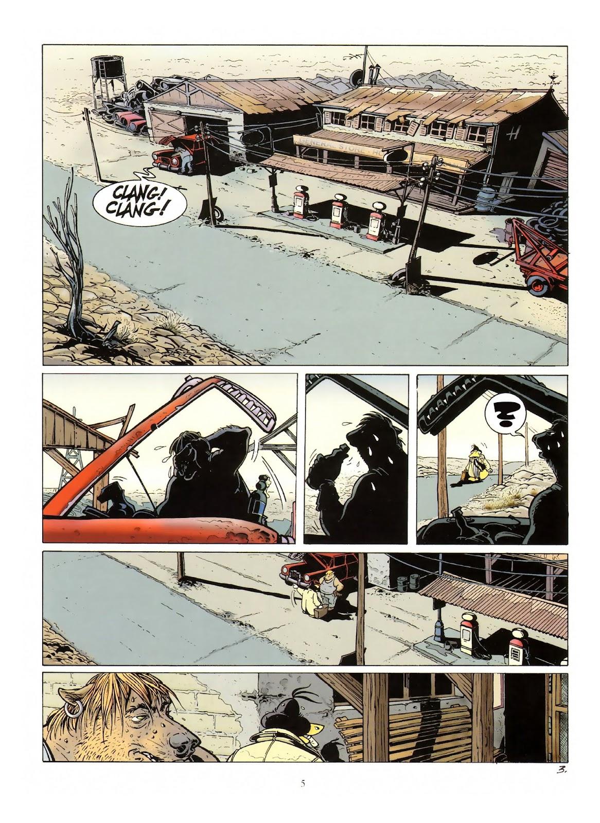 Une enquête de l'inspecteur Canardo issue 10 - Page 6
