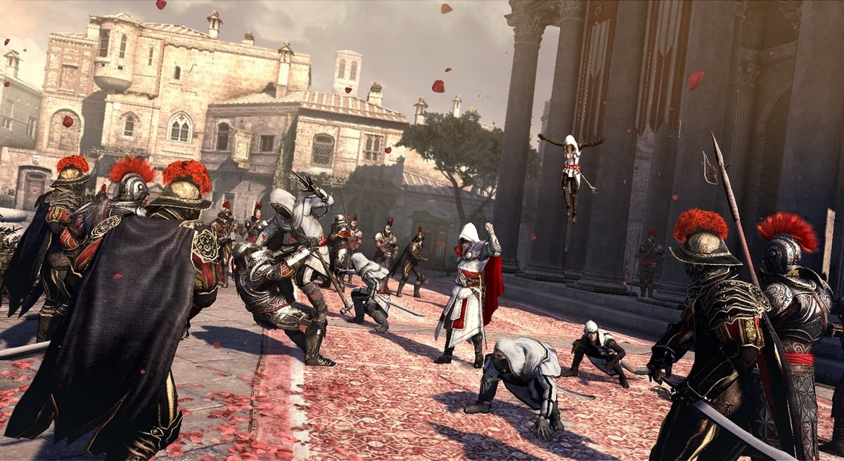 Stealthbit Assassin S Creed Brotherhood Gameplay Details Unlcoaked