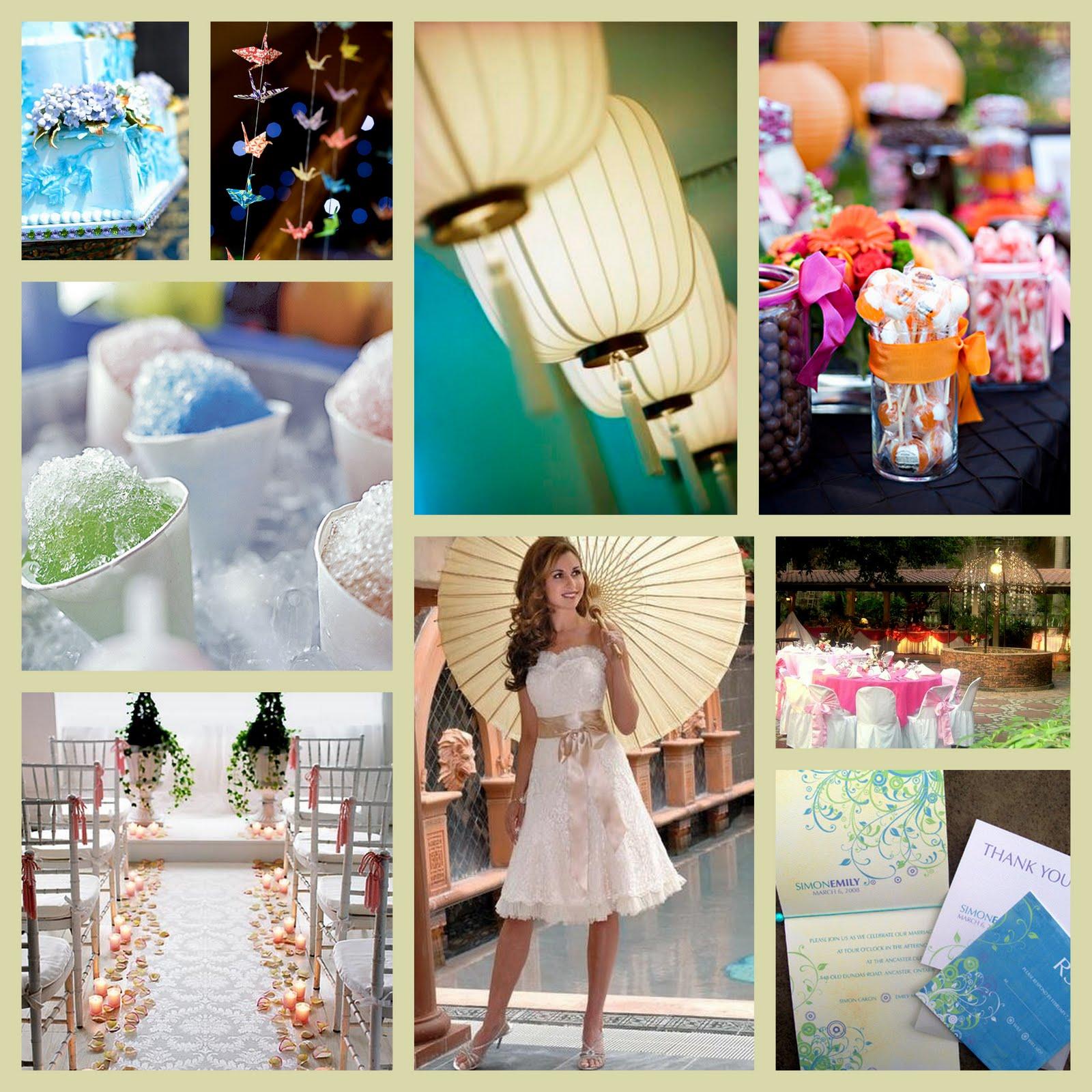 Premier Bride Magazine: Texas: Wedding Theme: Summer