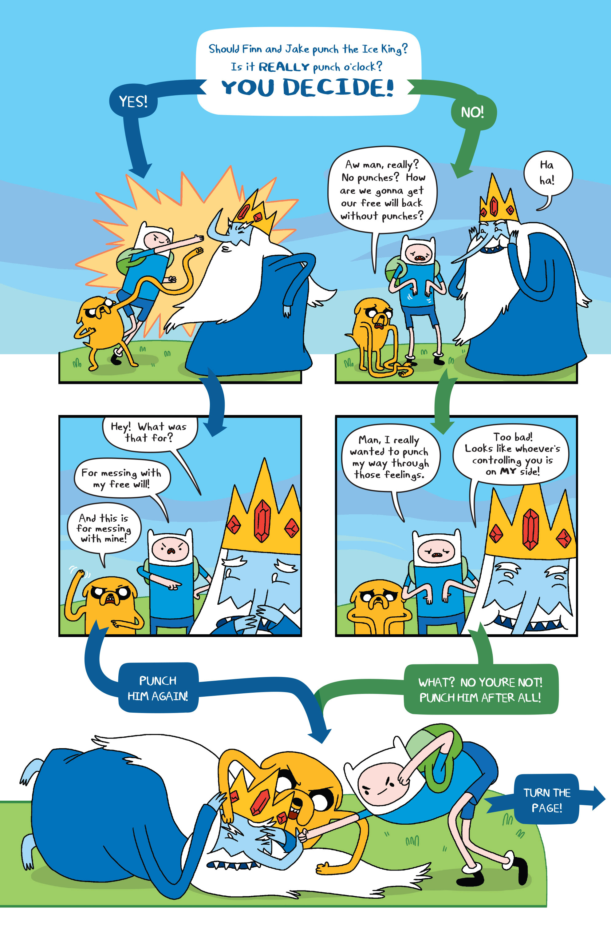 Read online Adventure Time comic -  Issue #Adventure Time _TPB 3 - 9