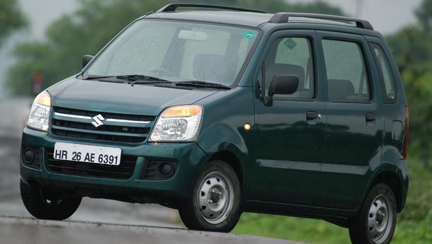 cars collection: Maruti Wagon-R Duo Specifications and Features