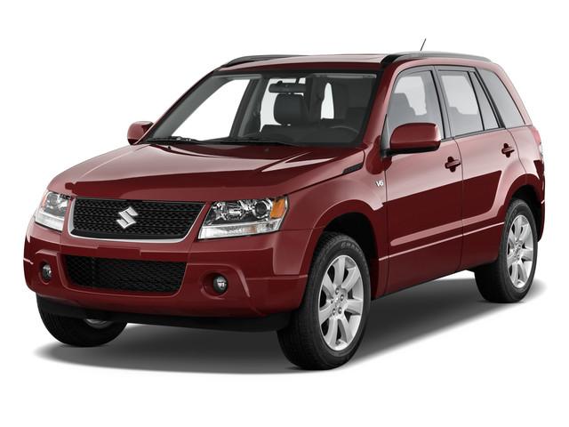 suzuki grand vitara special edition 2010 exterior angularfront - 2010 Suzuki Grand Vitara Special Edition