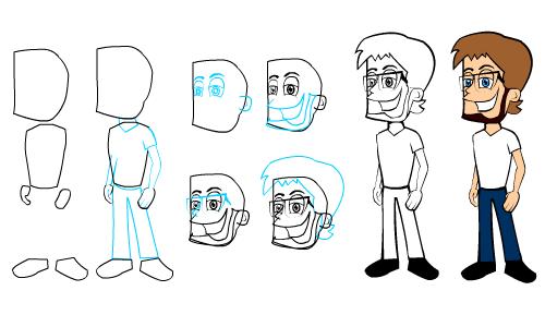 ToonDraw: Learn How To Draw Cartoons