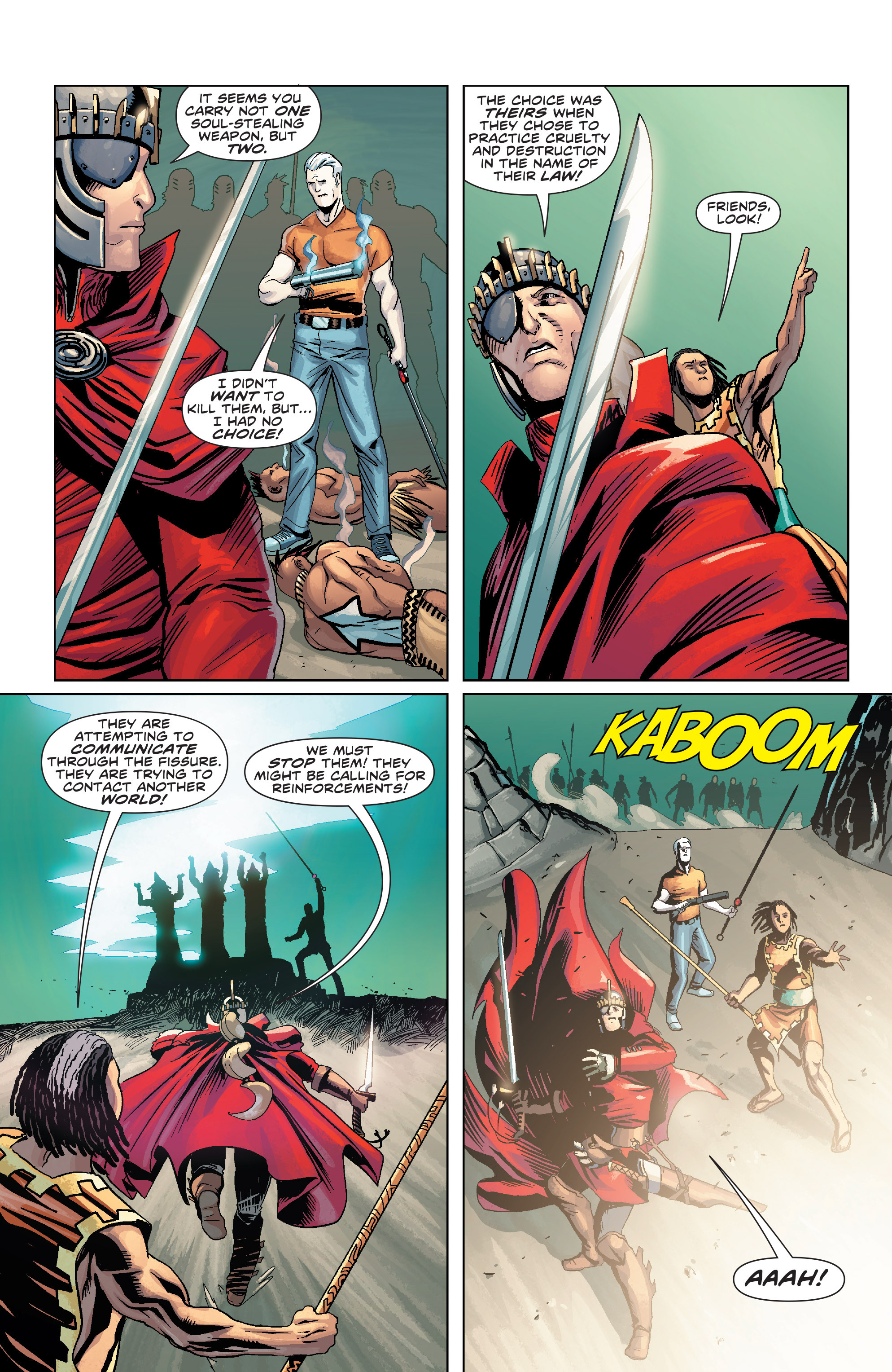 Read online Elric: The Balance Lost comic -  Issue # TPB 2 - 18