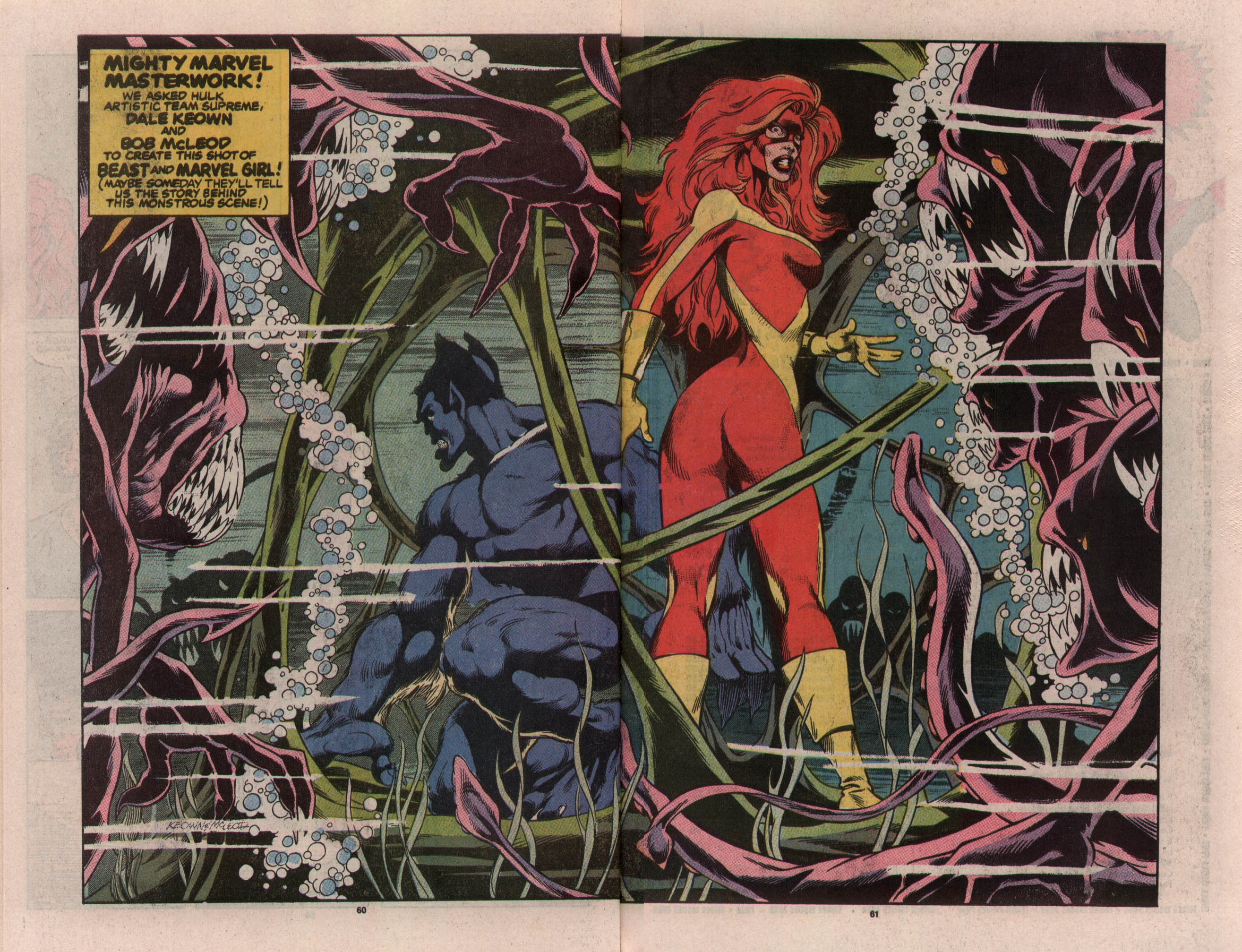 Read online X-Factor (1986) comic -  Issue # _ Annual 5 - 53