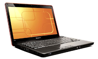 New power in Lenovo Y450 laptop