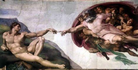positie man en vrouw christendom