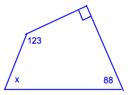 trapezoids easy to hard west side geometry problem solve for x