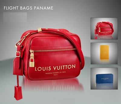 f2b268763b54 The Flight Bags Paname Collection  Well