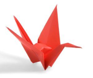 How to Make an Origami Crane   Skip To My Lou   253x300