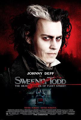 Assistir Sweeney Todd – O Barbeiro Demoníaco da Rua Fleet Dublado