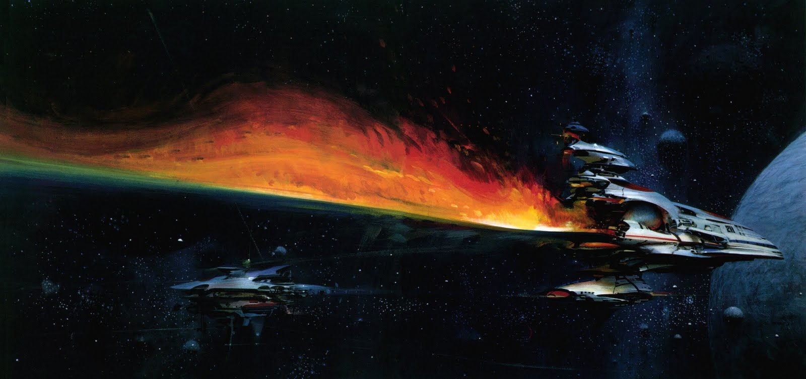 PUMPKINROT.COM: What's Brewing: Cold Space