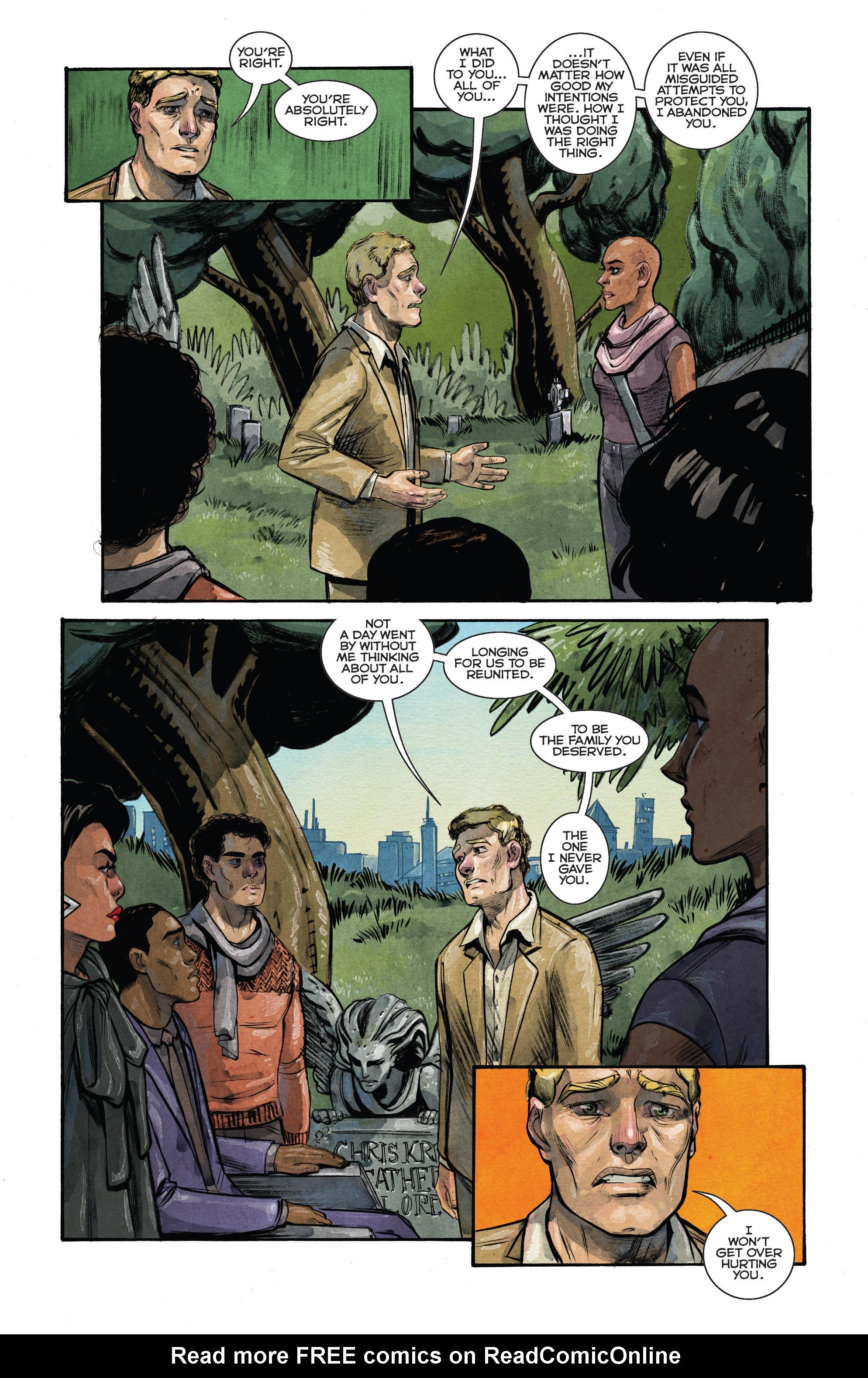 Read online Shutter comic -  Issue #23 - 16