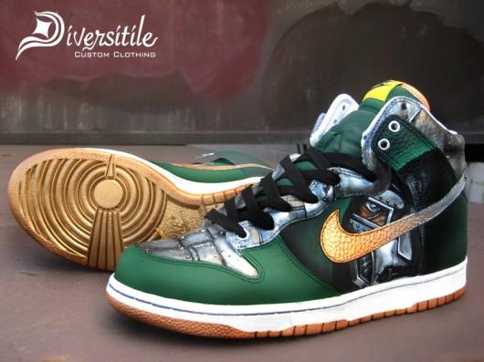 Curbkid Custom Sneakers