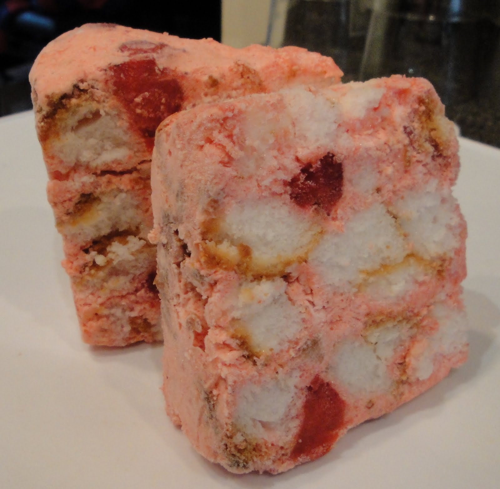 Angel Food Cake Roll Recipe With Fruit And Cool Whip
