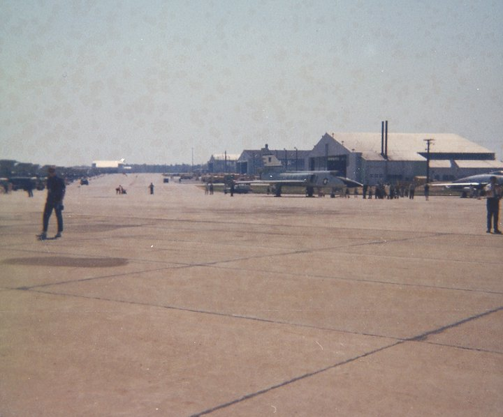 Active Airforce Base On Long Island