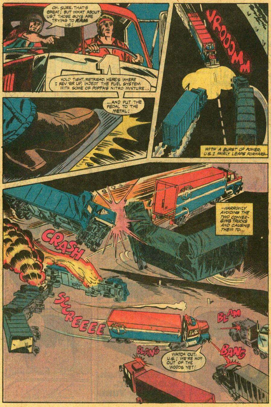 Read online U.S. 1 comic -  Issue #3 - 13