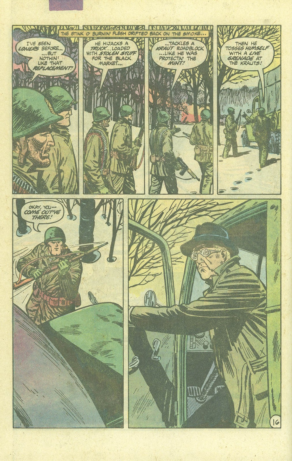 Sgt. Rock issue Annual 3 - Page 19