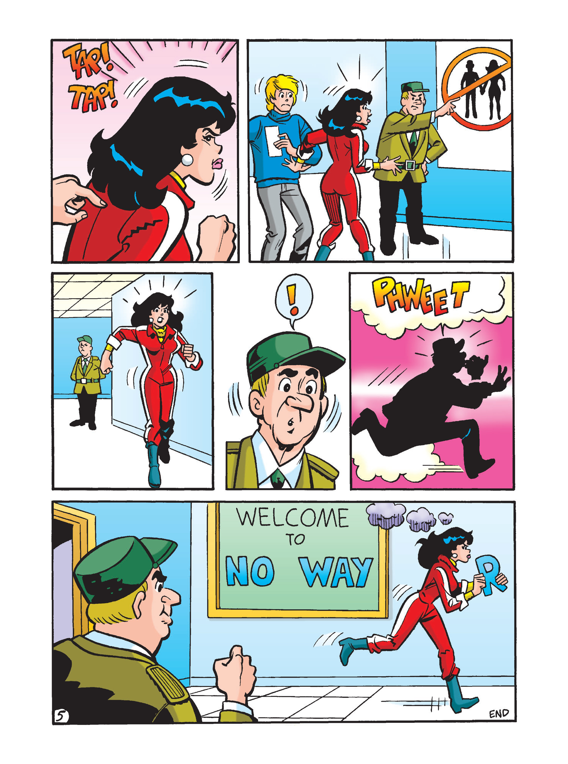 Read online Archie Comics Super Special comic -  Issue #7 - 63