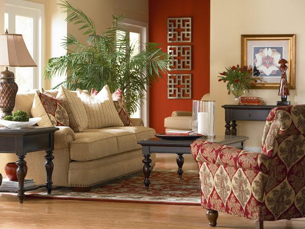 Serenity in Design: Family Room Styles